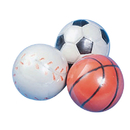 S&S Worldwide Mini Sports High Bounce Novelty Balls
