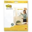 Post It Self Stick Unruled Wall Pads, 20