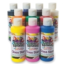 8-oz. Color Splash! Glass Stain Assortment (pack of 10)