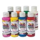 4-oz. Color Splash! Glitter Glass Stain Assortment (pack of 8)