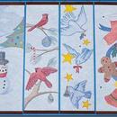 Christmas Designer Panels Craft Kit