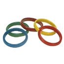 S&S Worldwide Hard Plastic Carnival Toss Game Rings