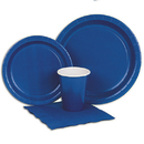 S&S Worldwide Paper Plates, 8-3/4