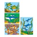 S&S Worldwide Sand Art Boards 5
