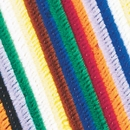S&S Worldwide Chenille Stems/Pipe Cleaners, 12