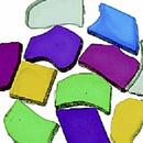 Plastic Mosaic Tiles, 1-lb. Bag