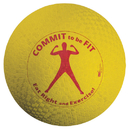 S&S Worldwide Commit To Be Fit Playground Ball