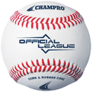 Champro Sport Champro Official League Synthetic Leather Baseball