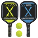 Franklin Pickleball-X Performance Aluminum 2 Player Paddle and Ball Set