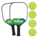 Champion LT 2-Player Pickle-Ball Bundle