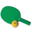 S&S Worldwide Jumbo Foam Table Tennis Ball Pk 6