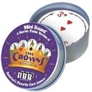 Set Enterprises Five Crowns Mini Round Card Game
