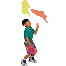 Nylon Juggling Scarves