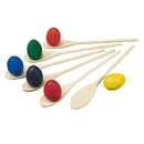 Spectrum Eggs and Spoons