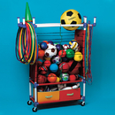 S&S Worldwide All-Purpose Ball Cart