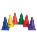 6-Color Spectrum Cones, 9