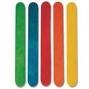 S&S Worldwide Colored Craft Sticks - Jumbo