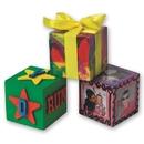 S&S Worldwide 2 Inch Wood Craft Cubes Pk24