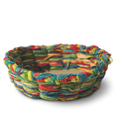 S&S Worldwide Raffia Basket Craft Kit