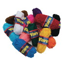 Hygloss Products Crafting Yarn Assortment (Pack of 12)