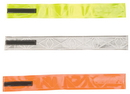 Safety Flag Fluorescent & Reflective Armbands