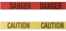 Safety Flag Repulpable Caution Barricade Tape