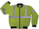 Safety Flag ANSI/ISEA 107-2004 Class 3 Light Weight Jacket