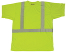 Safety Flag T-Shirts, Poly/Cotton