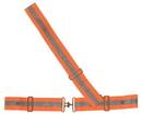 Safety Flag Fluorescent & Reflective Safbelts