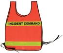 Safety Flag Vests - Poncho Style (Public Safety Legends)