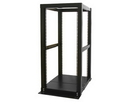 Startech 25U 4 Post Server Open Frame Rack