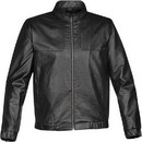 Stormtech Lpx-1 Men'S Cruiser Nappa Leather Jacket