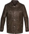 Stormtech LRM-1 Men's Leather Jacket W/Polyfill