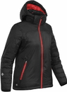 Stormtech X-1W Women'S Black Ice Thermal Jacket