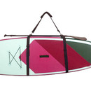 Muka Paddle Board Strap, Adjustable Storage Sling Sup Strap, Paddle Board Carry Strap for Surfboards, Paddleboards, Kayaks, and Longboards