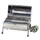 Stansport 035 Stainless Steel Propane BBQ Grill