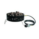 Stansport 088 Propane Fire Pit- With Lava Rocks