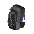 Stansport 1060-20 Daypack with Hydration Bladder - 20 Liter - Black