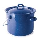 Stansport 10628 3 qt. Enamel Straight Pot