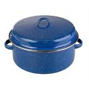 Stansport 10640 Enamel Cook Pot With Lid - 5 Qt
