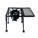 Stansport 216-100 Outdoor Stove With Mesh Shelf