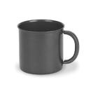 Stansport 274-20 Black Granite Steel Mug - 14 Oz