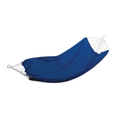 "Stansport 30510-50 ""Malibu"" Packable Nylon Hammock - Royal Blue - 85"" X 59"""