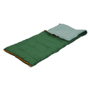 Stansport 522-100 Scout- 3 Lb - 33 In X 75In Rect. Sleeping Bag - Forest Green