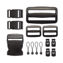 Stansport 7014 14 Piece Webbing and Cordage Accessory Kit