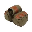 Stansport 766 Saddle Bag - Canvas