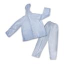 Stansport 974-C-XL Peva Rainsuit - Clear - XL