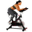 Sunny Health & Fitness SF-B1805  Magnetic Belt Drive Indoor Cycling Bike With 44 Lb Flywheel And Large Device Holder