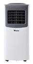 Soleus Air NPO-10C 10,000 BTU 3X1 Machine - Self Evaporative Portable A/C, Dehumidifier And Fan. Single Hose