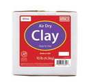 Amaco 46302B Air Dry Modeling Clay - White 10Lb